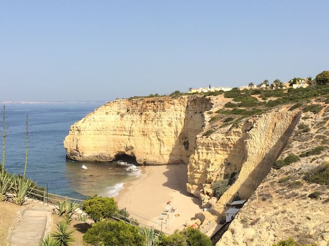 HOUSE OVER THE SEA - ALGARVE! - Carvoeiro - Apartment