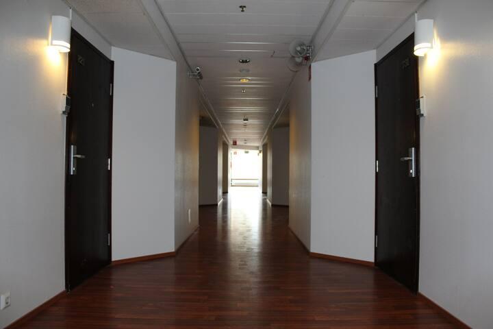 Studio apartment in Lahti, Rauhankatu 16 (ID 3485)