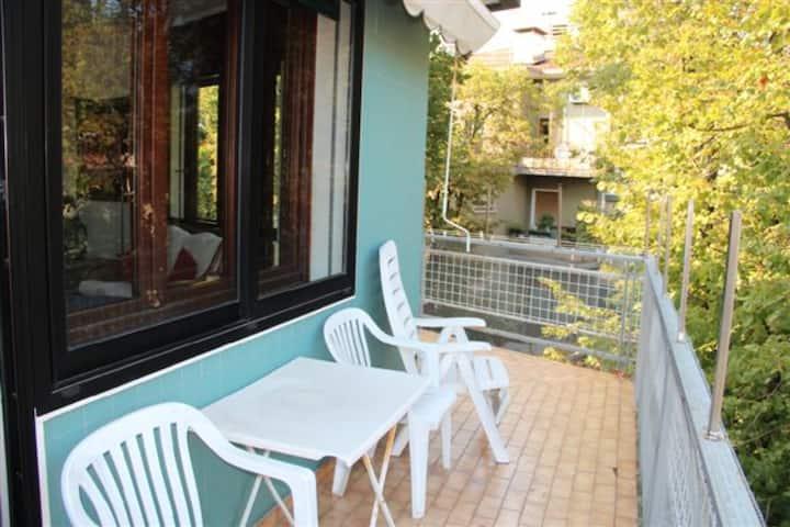 The Sunny Terrace in Lido di Venezia