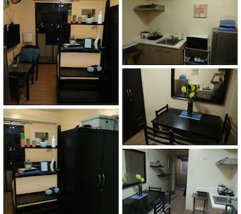 Condo Unit Fully Furnished - Quezon City
