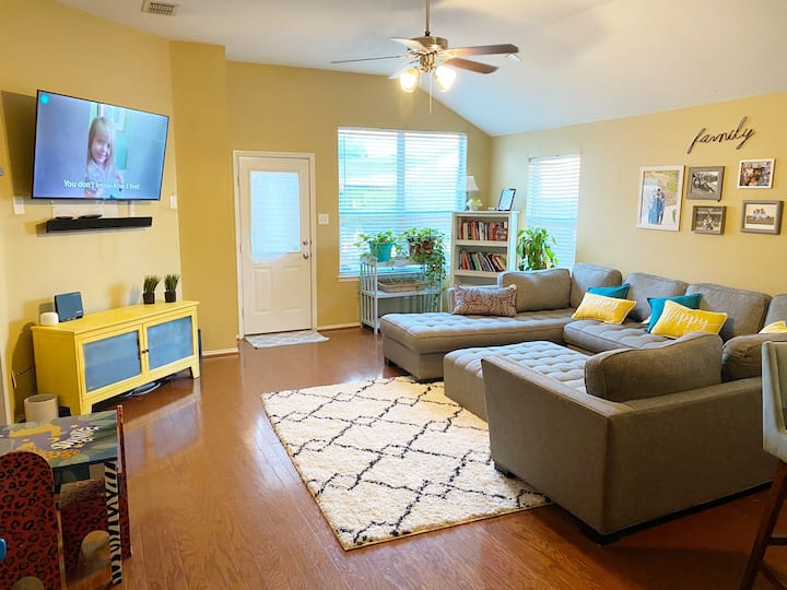 FAMILY FUN HOME by Keller/Downtown Ft Worth/NASJRB