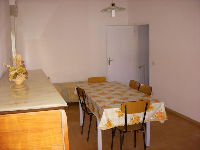 Spazioso appartamento a 150mt dal mare - Castiglione della Pescaia - Appartement