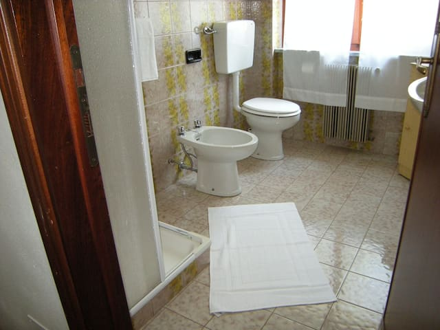 1 Bedroom apartment in Albareto - Case Mirani - Byt