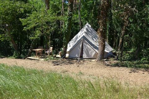 Wijndomein Coberger Glamping tent 1