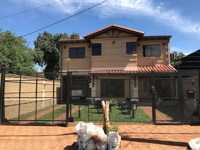 Casa de La Sofi 1 - Asunción