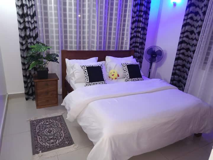 Luvly One Bedroom Apartment, Mombasa Nyali