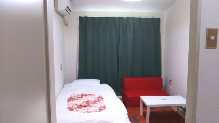 彦根びわこホテルが所有するマンション 312号室 - Hikone-shi - Wohnung