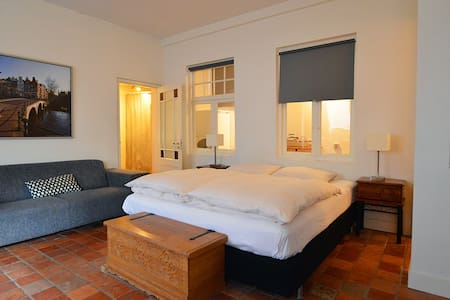 Amazing Amsterdam apartment at great location! - Amsterdam - Bed & Breakfast