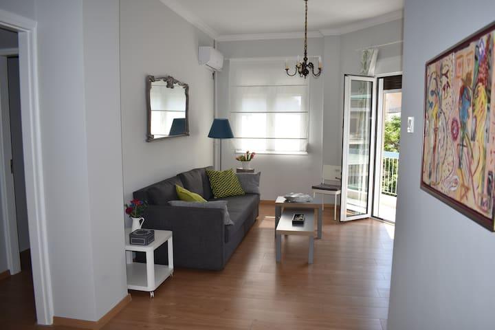 Modern Downtown apartment near metro station
