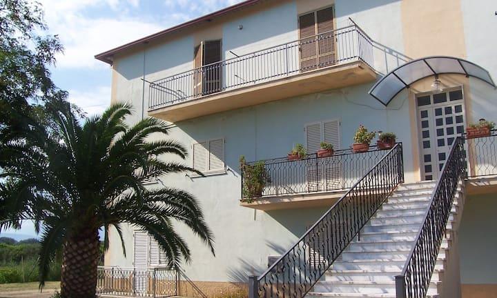 Location vacances appartement en Italie du sud