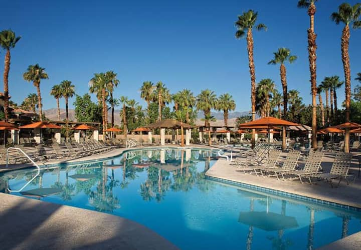 1BD Luxury Villa Coachella Festival - October 2020