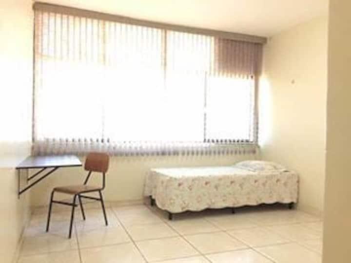 Residencial Palma - Central e iluminado