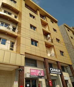Appartement chic en plein centre Bonamoussadi