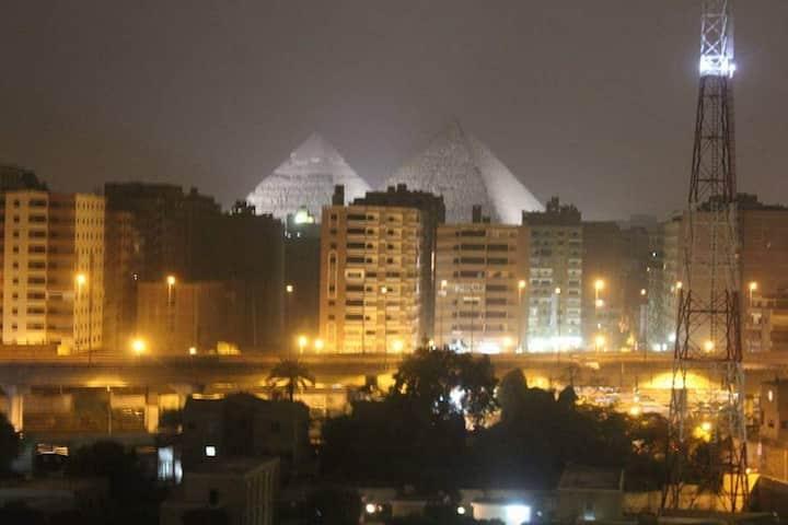 pyramids rise