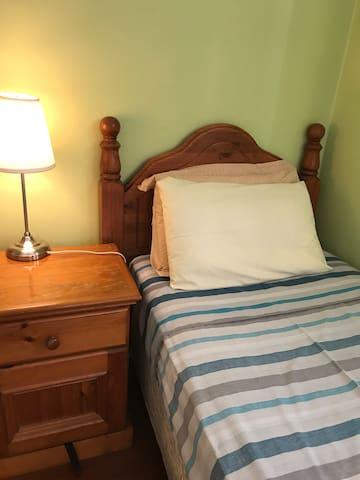 Chatswood Inn, single room,bathroom,aircon, rails