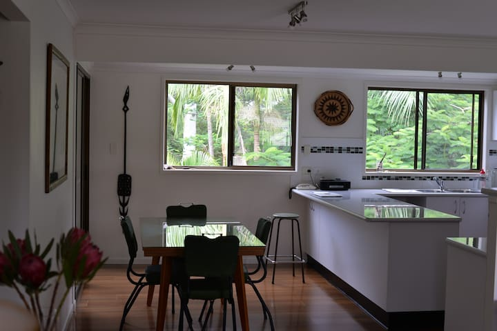 Tranquil and light - Nambour - Hus