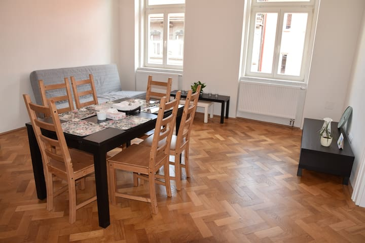 New apartment in the heart of Brno