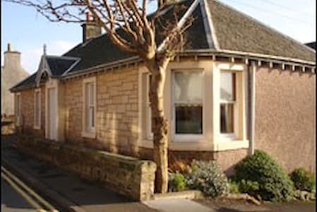 Spacious cottage close to the beach - Lower Largo - Haus