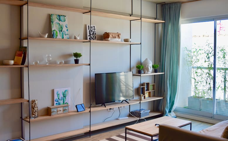 EXCLUSIVE 1 BEDROOM APARTMENT IN PALERMO