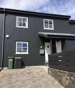 New home with all conveniences in Torshavn - Hoyvík - Dům