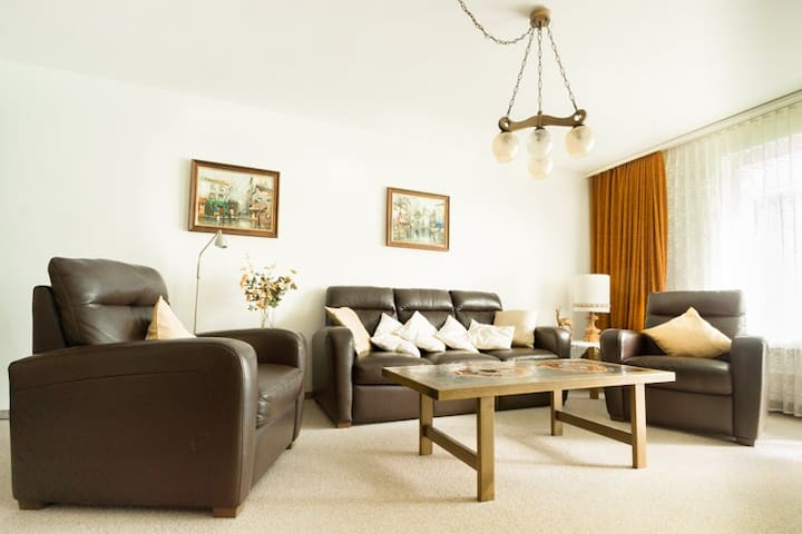OBERALP APARTMENT 5-8 beds - Andermatt - Appartement