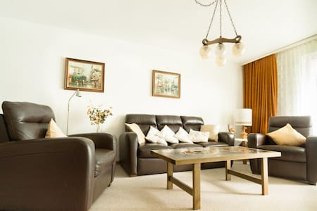 OBERALP APARTMENT 5-8 beds - Andermatt - 公寓