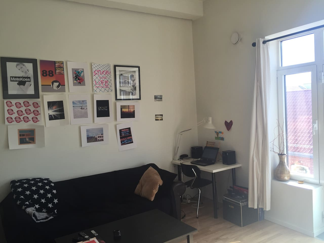 URBAN STYLE COZY STUDIO - Apartments for Rent in Tønsberg