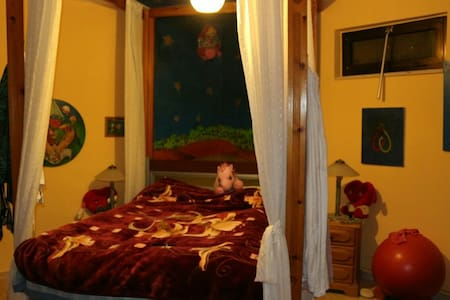 double bedroom & private bath,airco - Marmaris Hisarönü