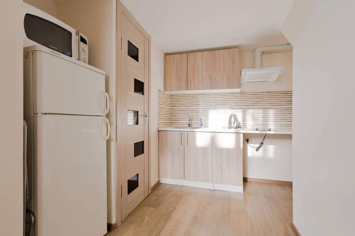 Двухуровневая квартира в сердце Одессы