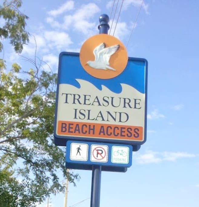123rd Street Beach Access