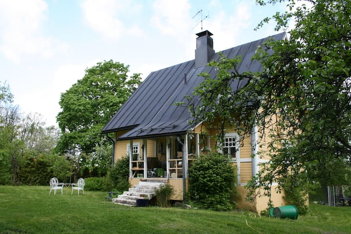 Charming Villa in Teijo National Park - Salo - Huis