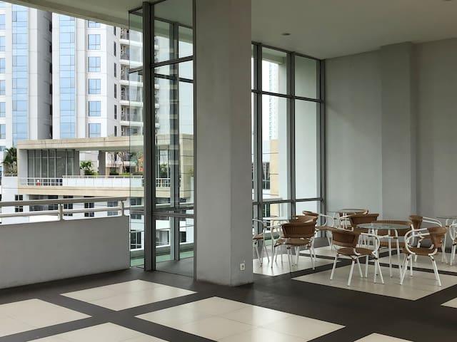 @7th floor, facilities apartemen