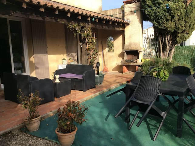 Villa indépendante en Provence, pays des Sorgues