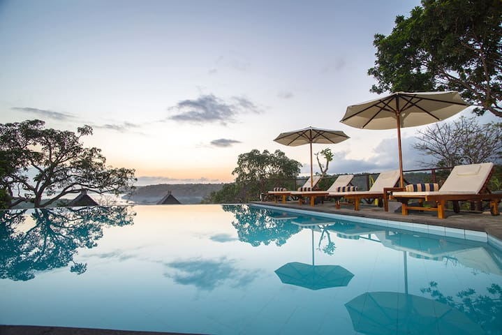 Lembongan Garden Lodge ( 8 units Available ) - Nusapenida - บังกะโล