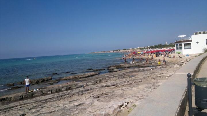 appartamento a poca distanza dalle spiagge