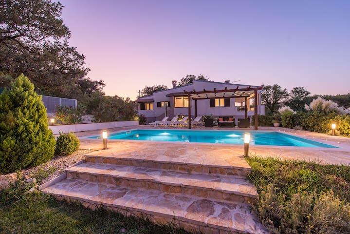 Pool house Posedarje