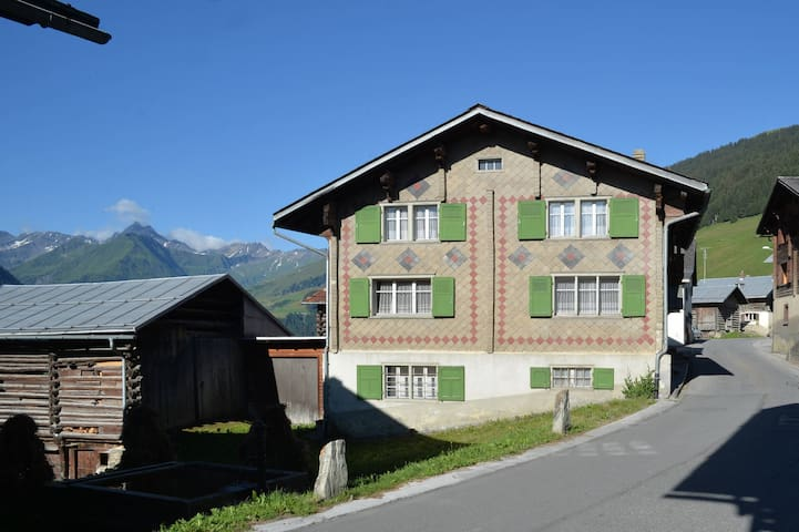 Casa Fontauna
