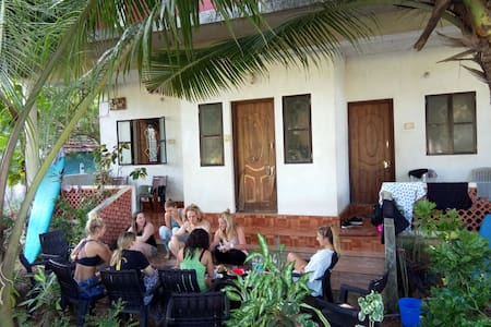 Cocopelli Surf School and Guest House