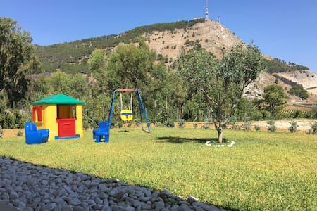 Villa panoramica  Bonifato - Alcamo - Villa