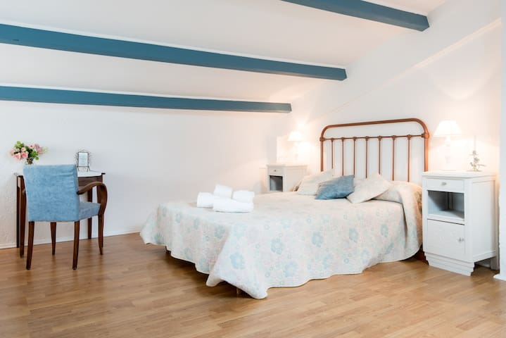 AlombreduFiguier 10'La Rochelle ch3 - Longèves - Bed & Breakfast