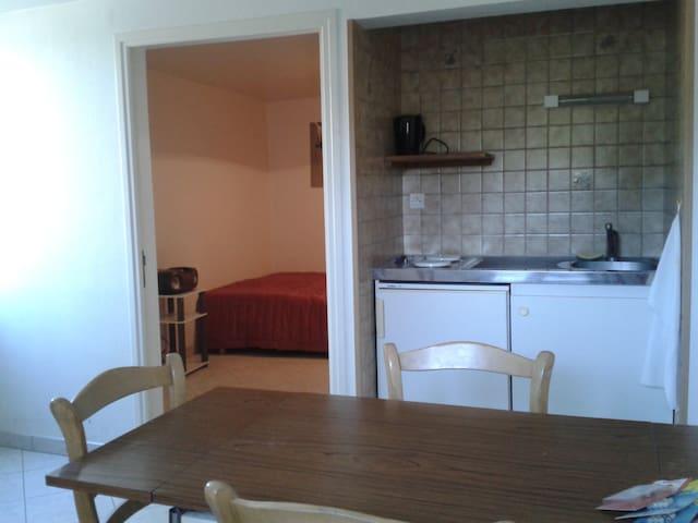 Chez la luciole - Saint-Sauvant - Rumah