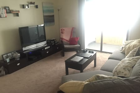 Quaint and cozy apartment near Elon (2b, 1.5bath) - 伯灵顿 - 公寓