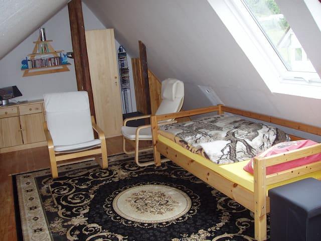 Gästezimmer nahe Nagold (7km) und Altensteig (5km)