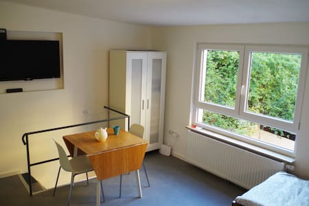 Apartment in Altstadt-/Messenähe, zentral & ruhig - Apartment