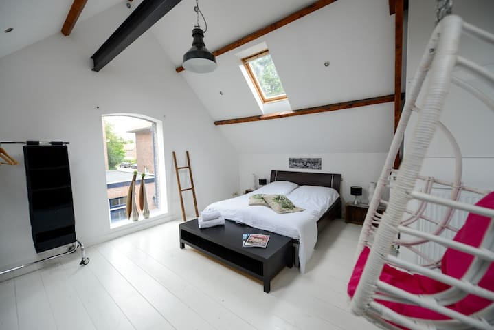 Mooi huis voor Vierdaagse! - Nijmegen - Ev