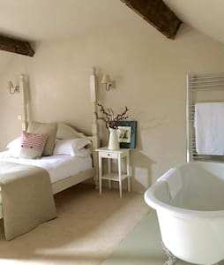WINNOW NOOK - luxurious barn for 2 - Ilam - House