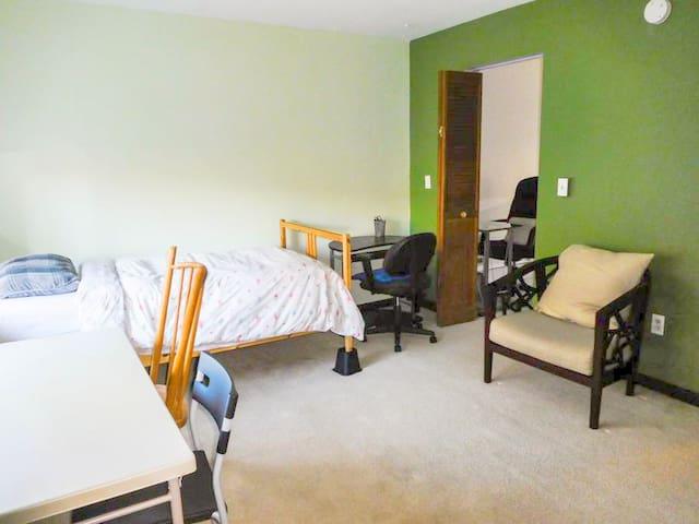 Short walk to UW, entire clean 1 bedroom apt (13)