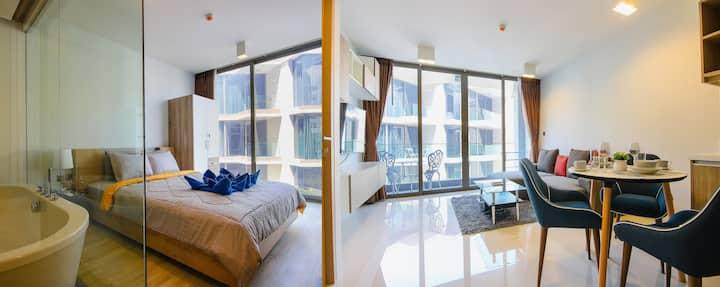 Nouvel Appartement - Hua Hin - Proche Plage & Golf