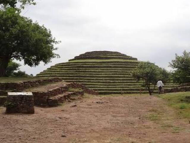 Casa Teuchitlan