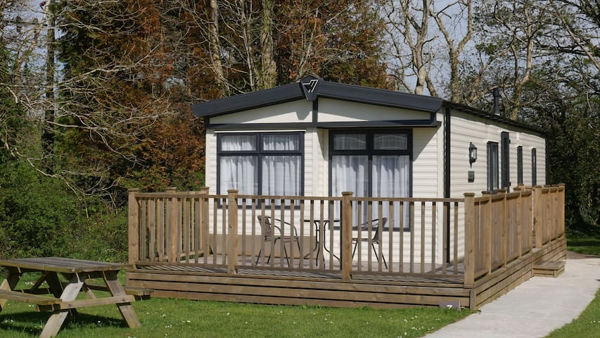 Snowdon Plus Static Caravan in Snowdonia